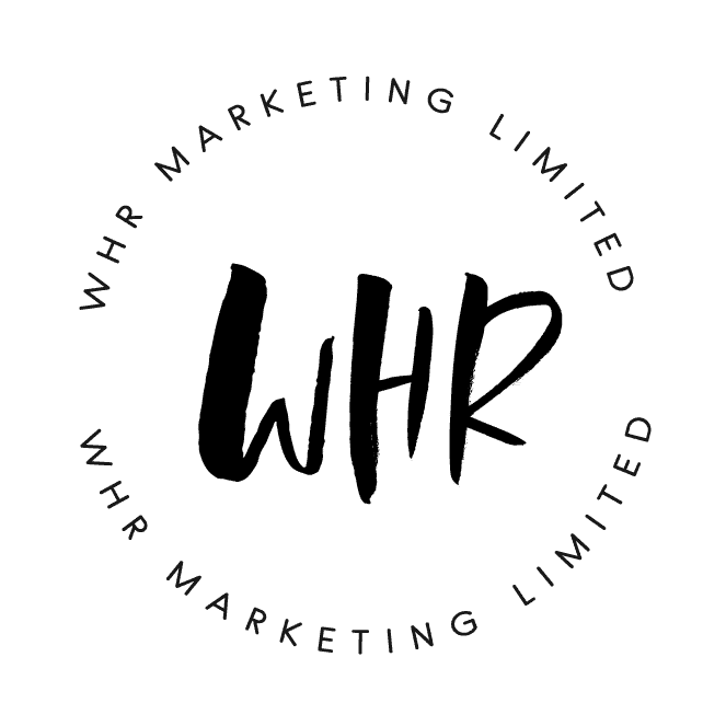 WHR Marketing Logo