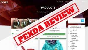 Pexda - Hunt winning products