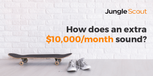 $10,000 Dollars a month