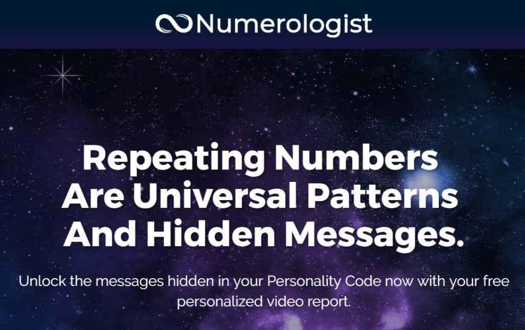 Numerologist Reading