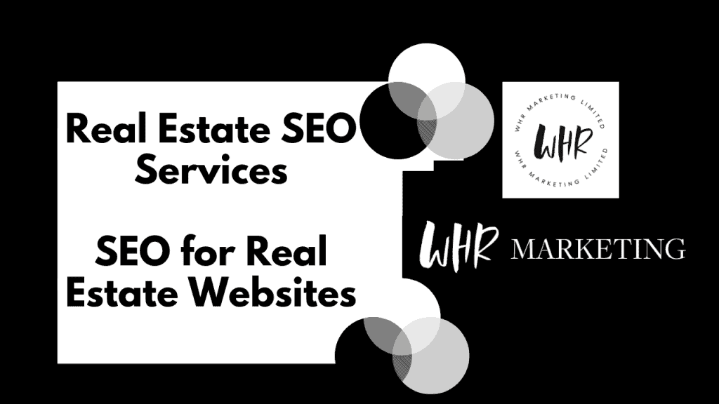 Real Estate SEO Services - SEO for Real Estate Websites