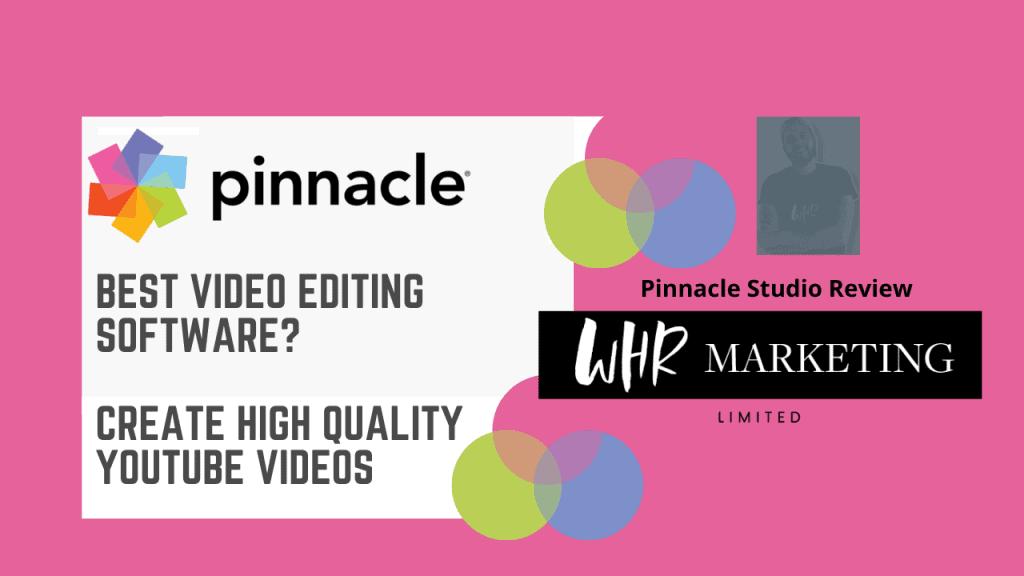 Pinnacle Studio Review