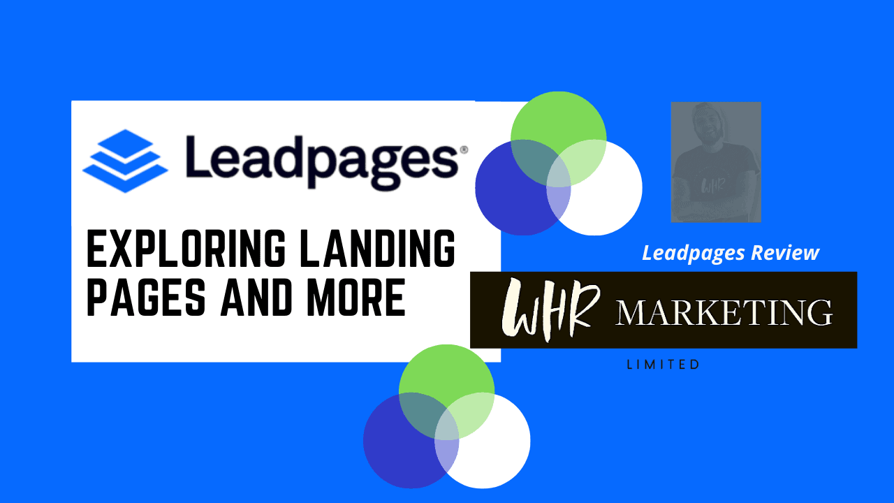 Leadpages Review - Landing Pages Builder
