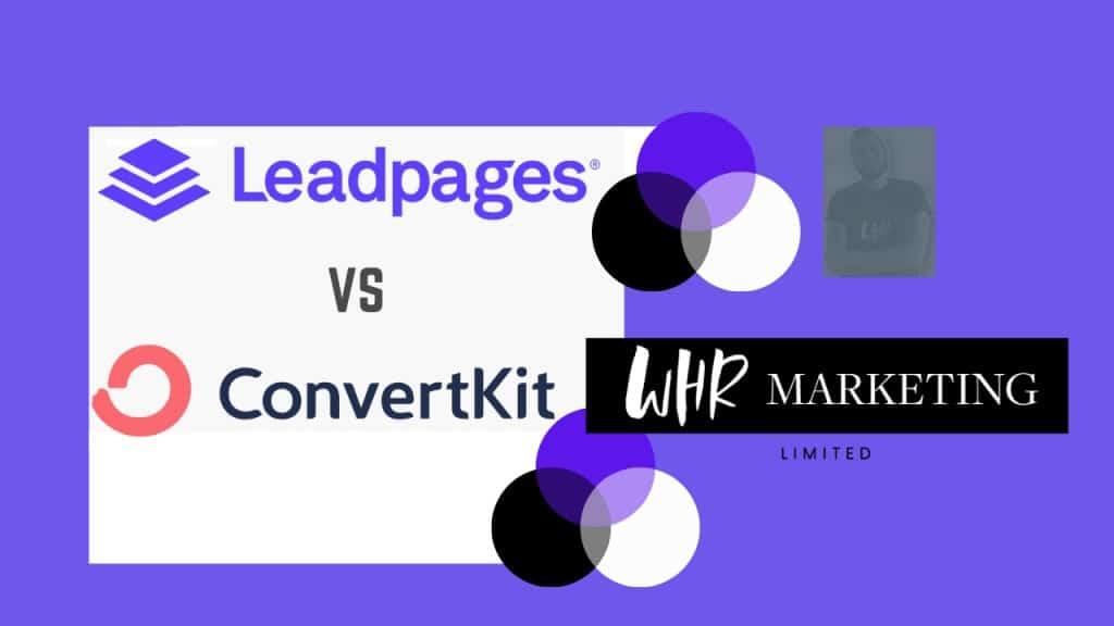 Leadpages vs ConvertKit