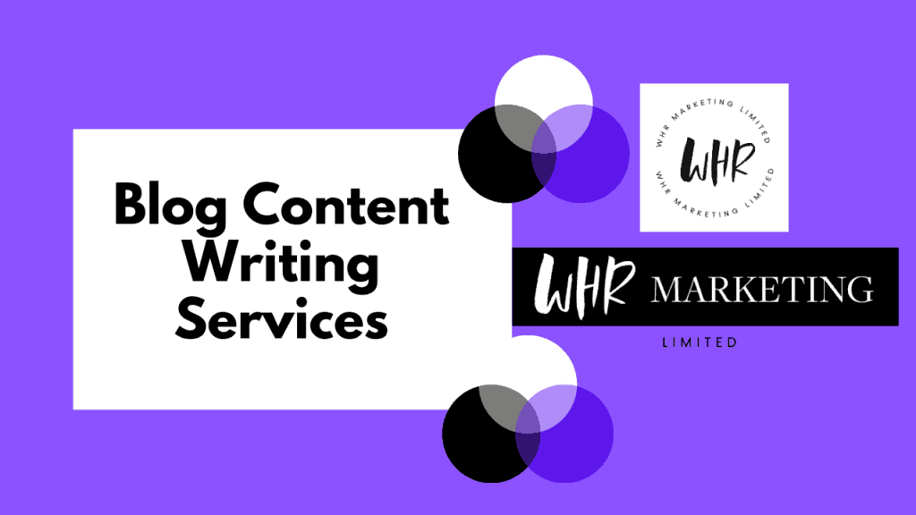 blog content writing services by professionals