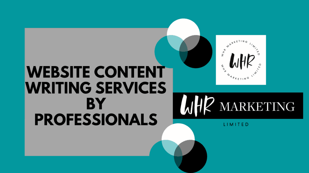 content writing services for website