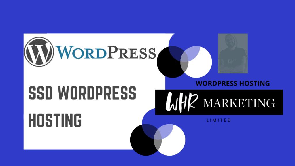 SSD WordPress Hosting