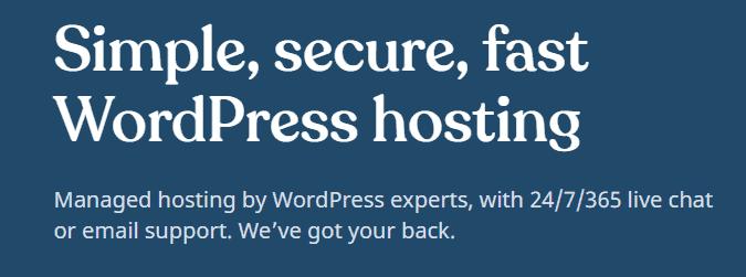 managed wordpress hosting services