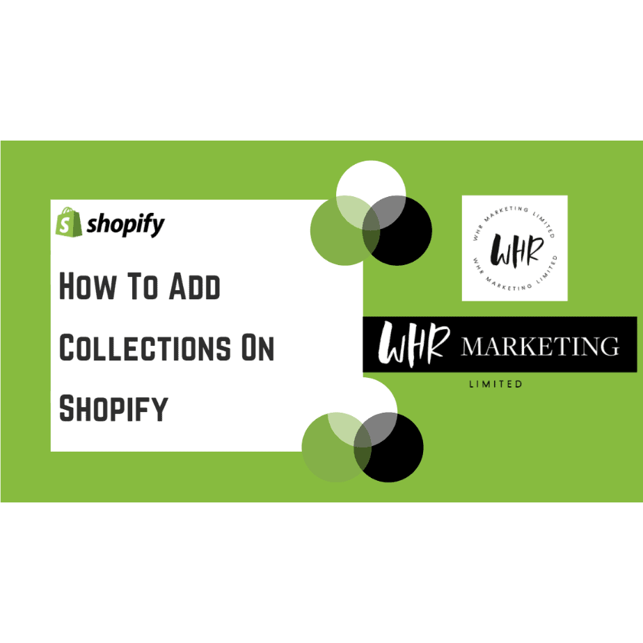 How To Add Collections On Shopify